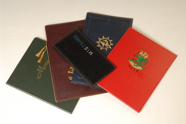custom presentation binders