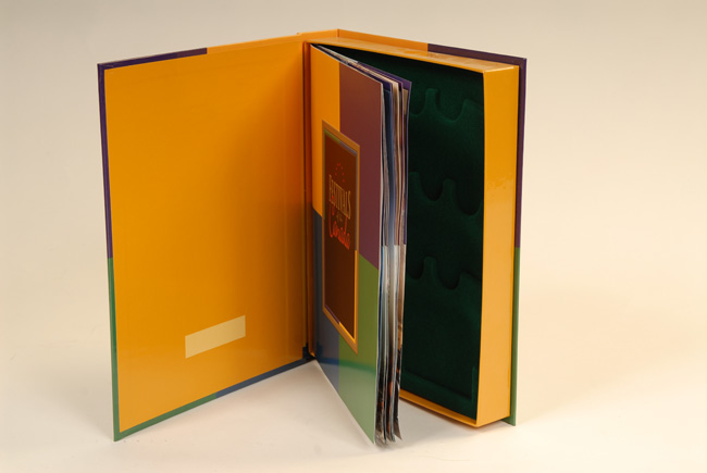 Boîtes de présentation